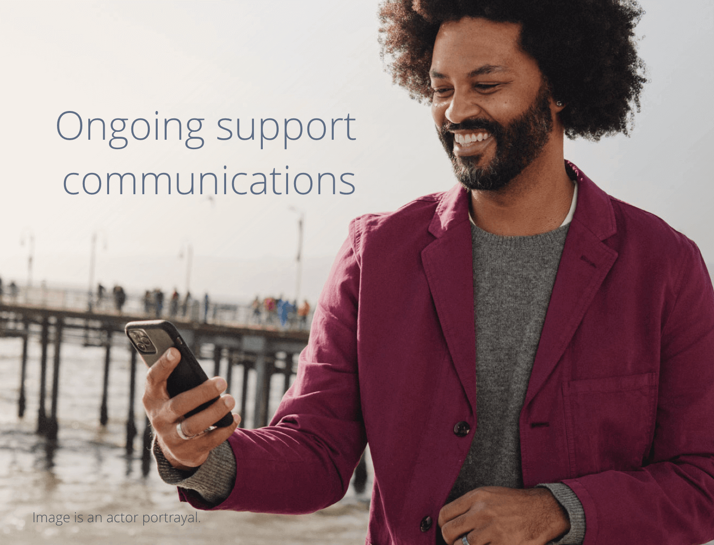 ongoing support communications